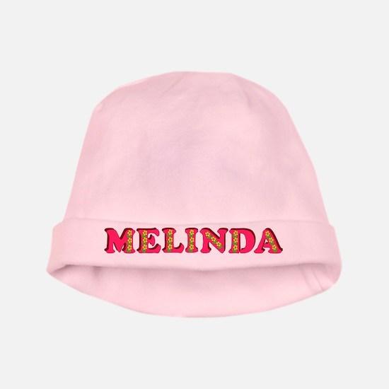 Melinda baby hat