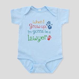 Kids Future Lawyer Infant Bodysuit