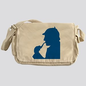 $34.99 Greatest Sleuth of All Messenger Bag