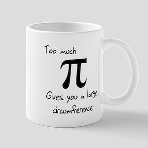 Pi Circumference Mug