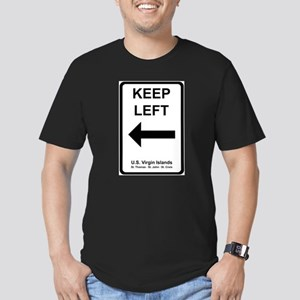 Keep Left US VI Island Wear T-Shirt