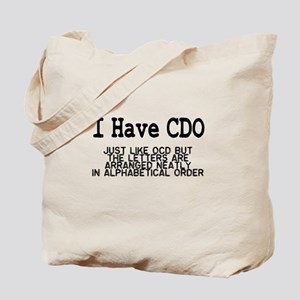 I Have CDO Tote Bag