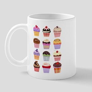 Dozen of Cupcakes Mug