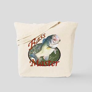 Bass master Tote Bag
