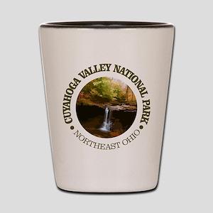 Cuyahoga Valley NP Shot Glass