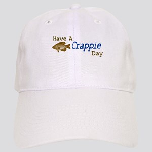Have a Crappie Day Cap
