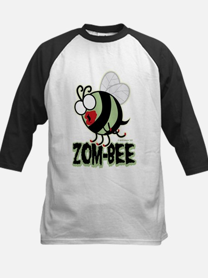 Zom-Bee! Kids Baseball Jersey