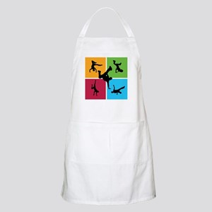 Nice various breakdancing Apron