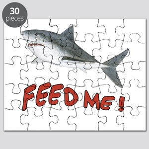 Shark - Feed Me Puzzle