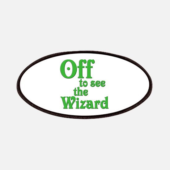 Off To See The Wizard The Wizard of Oz Patches