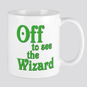 Off To See The Wizard The Wizard of Oz Mug
