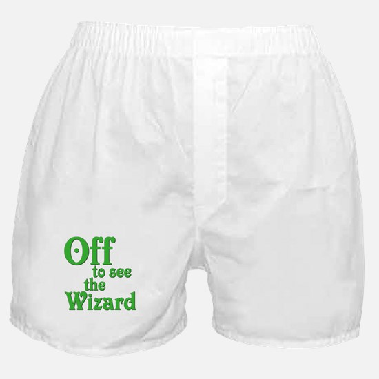 Off To See The Wizard The Wizard of Oz Boxer Short