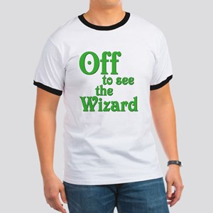 Off To See The Wizard The Wizard of Oz Ringer T