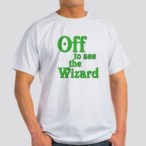 Off To See The Wizard The Wizard of Oz Light T-Shi