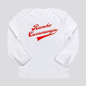 Rancho Cucamonga Long Sleeve Infant T-Shirt