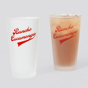 Rancho Cucamonga Drinking Glass