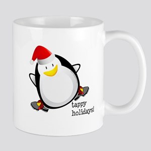 Tappy Holidays! by DanceShirts.com Mug