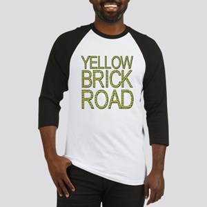 The Yellow Brick Road Wizard of Oz Baseball Jersey