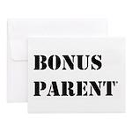 Bonus Parent Notecards (set Of 10)