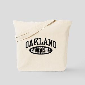 Oakland California Tote Bag
