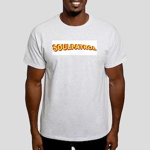 Super Soul Patrol Ash Grey T-Shirt