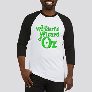 The Wonderful Wizard of Oz Baseball Jersey