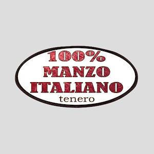 Manzo Italiano Patches