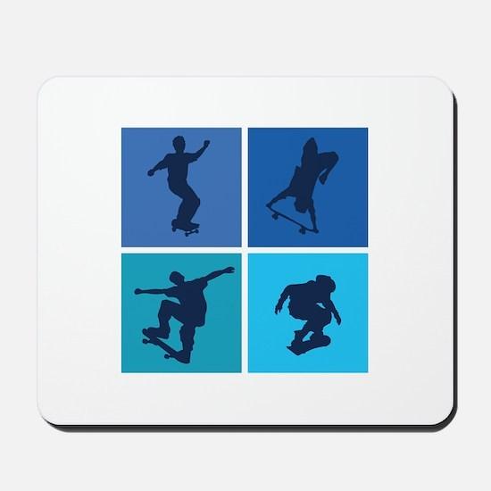 Nice various skating Mousepad