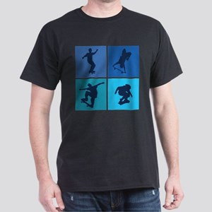 Nice various skating Dark T-Shirt