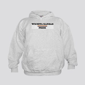 WICHITA KANSAS Pride Kids Hoodie