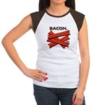 Bacon! Women's Cap Sleeve T-Shirt