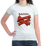 Bacon! Jr. Ringer T-Shirt