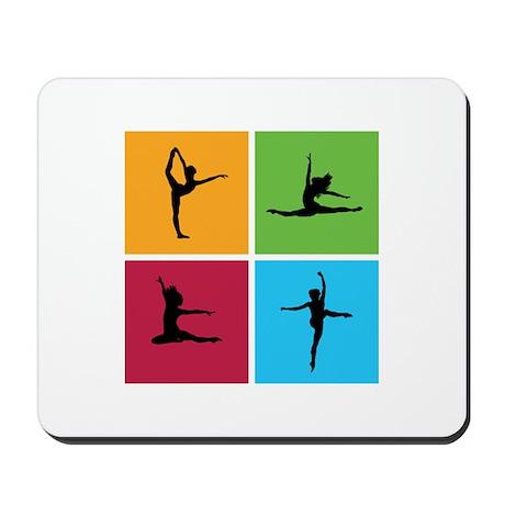 Nice various dancing Mousepad