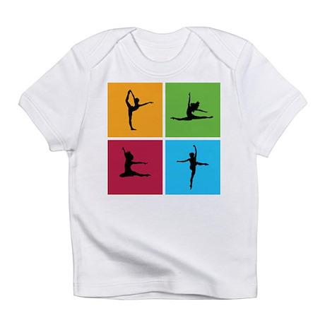 Nice various dancing Infant T-Shirt