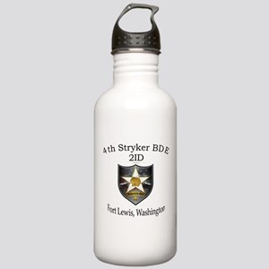 4the BDE 2ID Stainless Water Bottle 1.0L