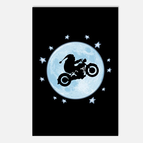 Moto Chris Postcards (Package of 8)