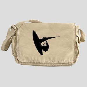 surfing Messenger Bag