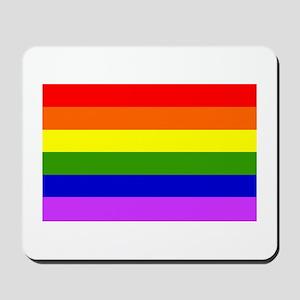 Rainbow Pride Flag Mousepad