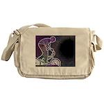 WillieBMX The Glowing Edge Messenger Bag