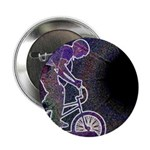 """WillieBMX The Glowing Edge 2.25"""" Button"""