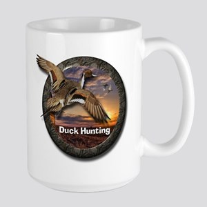 Large Duck Hunting Mug