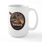 Large Duck Hunting Mug
