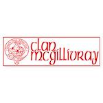 Clan McGillivray Sticker (Bumper 50 pk)