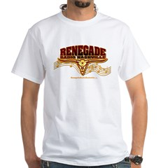 Renegade Cowboys White T-Shirt