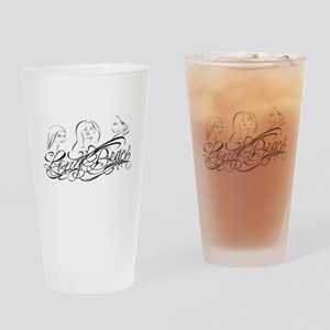 Long Beach Sweeties Drinking Glass