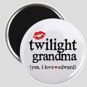 Twilight Grandma Magnet