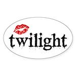 Twilight Mom Sticker (Oval)
