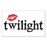 Twilight Mom Sticker (Rectangle)