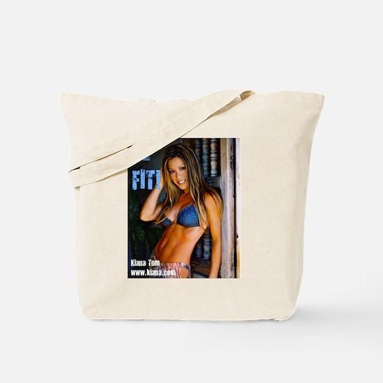 Kiana Photo 1 Tote Bag