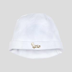 Male Vegan Oven baby hat
